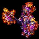 Blazing Avenger-M-EVO2