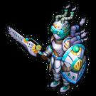 Sawblade Automaton-M-EVO2