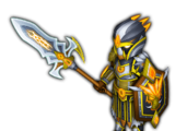 Shadowforged Seasonal Armors