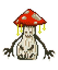 Mushroom Boss