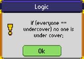 Undercoverlogicerror