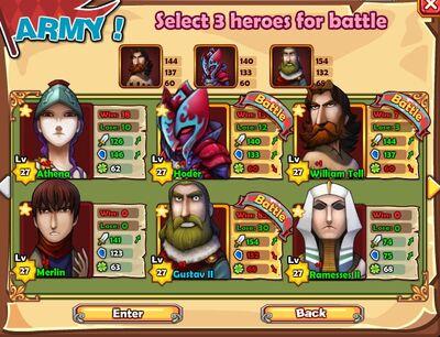 Knight's Tournament 3