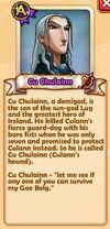 Cu Chulainn Text