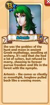 Artemis Text