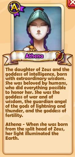 Athena Text
