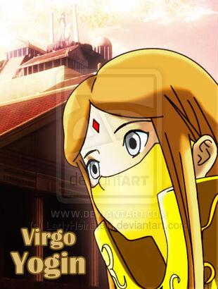 Yogin de virgo oc by ladyheinstein-d6mb0p4