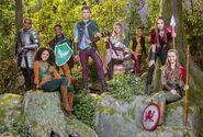 Knight Squad Cast 2