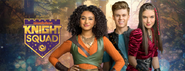 Knight Squad Season 1 iTunes Banner