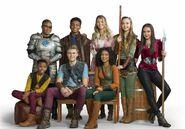 Knight Squad Cast 1