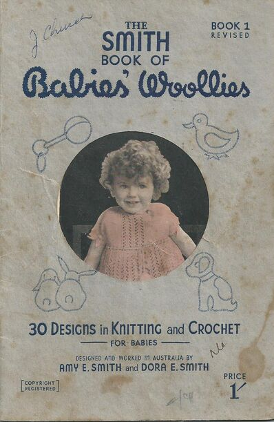 The Smith Book of Babies' Woollies Book 1 Revised