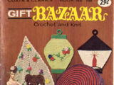 Coats & Clarks Book No 168 Gift Bazaar Crochet and Knit