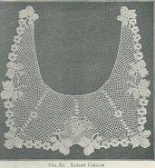 Priscilla Irish crochet book 6