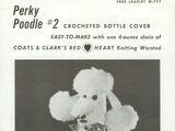 Coats & Clark W-777 Perky Poodle