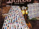 Leisure Arts 2159 Scrap Yarn Afghans Book 2