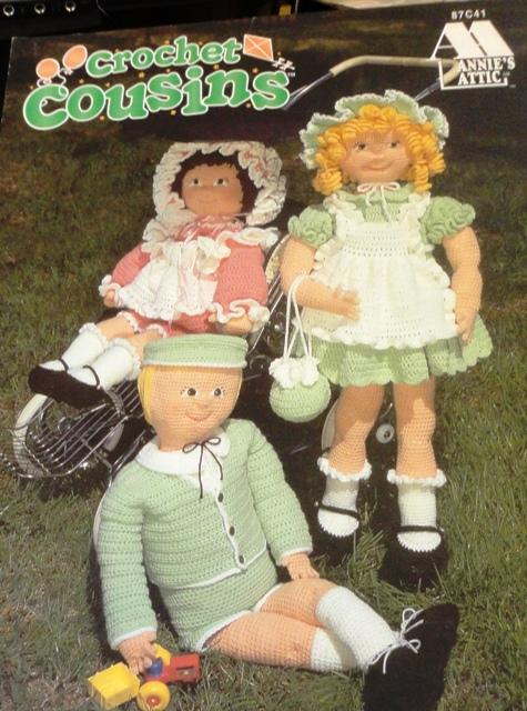 Crochet cousins