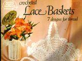American School of Needlework 1032 Lace Baskets