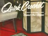 Coats & Clark's Book No. 300 Quick Crochet