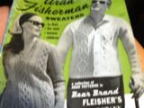 Fleisher's Bear Brand Vol. 84 Aran Fisherman Sweaters