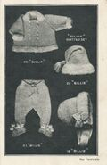 The Smith Book of Babies' Woollies Book 1 Revised 6
