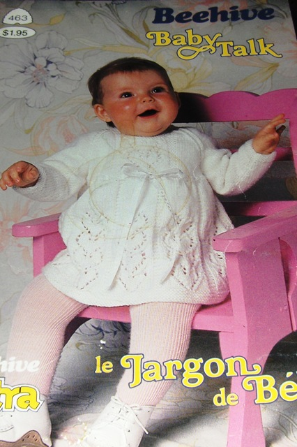 Patons Beehive 463 Baby Talk | Knitting and Crochet Pattern Archive ...