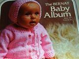 Bernat 187 Baby Album
