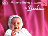 Patons Beehive No. 111 Nursery Styles for 3 to 12 months