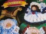 Annie's Attic 878702 Crochet Pudgy Potpourri Angels