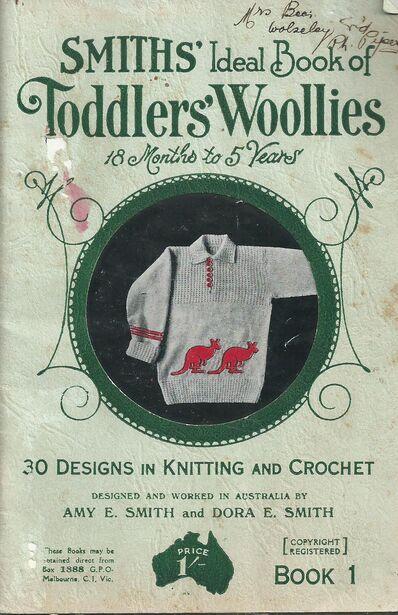 Smiths toddlers woollies bk 1