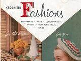 Star 116 Crochet Fashions Vintage 1950s