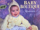 American School of Needlework 1209 Baby Boutique