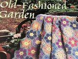 Leisure Arts 2718 Old Fashioned Garden Crochet Afghans