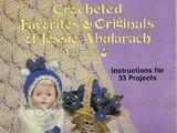 Jessie Abularach 3 Crocheted Favorites & Originals