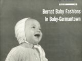 Bernat Book 87 Baby Fashions in Baby-Germantown