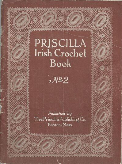 Priscilla Irish crochet book