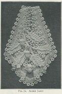 Priscilla Irish crochet book 4