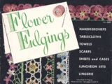 American Thread Company, Star Book 65, Flower Edgings