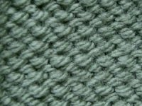 Stockinette Stitch-Wrong Side