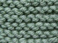 Garter Stitch Image