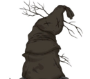 Дерево в мешке