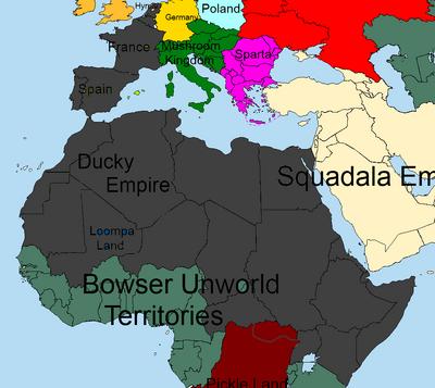 Ducky Empire Extent