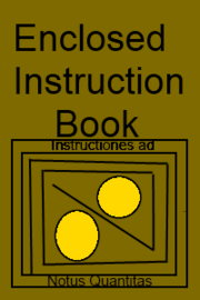 Enclosed Instruction Book