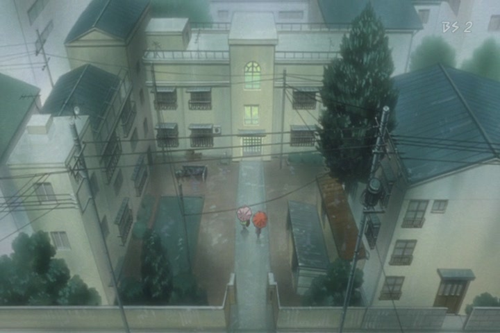 The Apartment As Shown In Anime