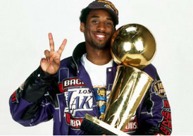 Kobe the real price oh yeah