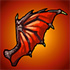 Red Dragon Wings-icon