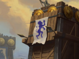 Siege Wall