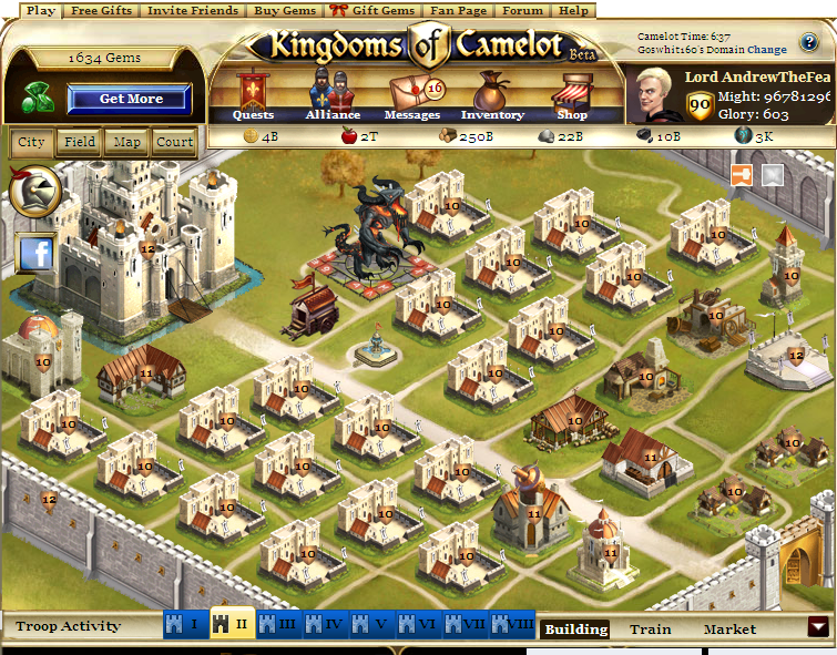 Buildings   Kingdoms of Camelot Wiki   FANDOM powered by Wikia on elsword map, merlin map, mabinogi map, runes of magic map,