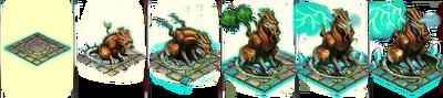 Sprite map guardian