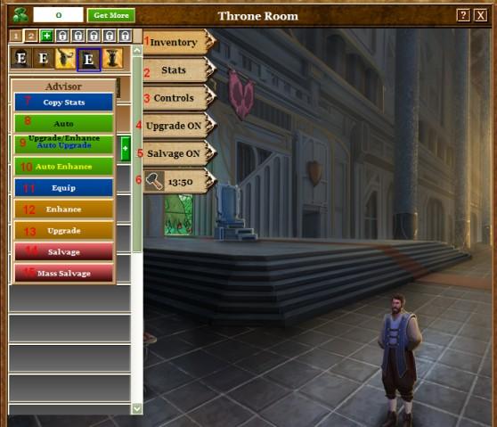 Throne Room Tabs