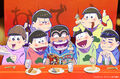 With Osomatsu-san
