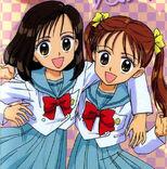 Sana and fuka